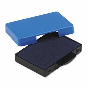 U. S. Stamp & Sign Trodat T5430 Stamp Replacement Ink Pad, Blue (USSP5430BL)