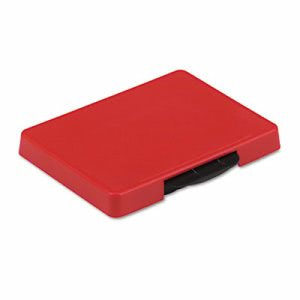 U. S. Stamp & Sign Trodat T5460 Dater Replacement Ink Pad, Red (USSP5460RD)