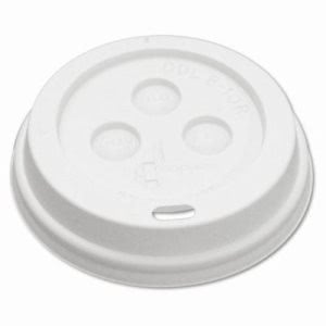 Boardwalk Dome Lid for Paper Hot Cups, 1,000 Lids (BWK1020DOMELID)