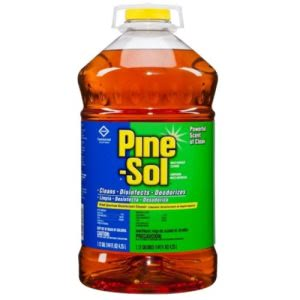 Pine-Sol 35418 Multi-Surface Disinfecting Cleaner, 3 Bottles (CLO35418CT)