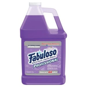 Fabuloso All-Purpose Cleaner Degreaser, Lavender, 4 Gallons (CPC05253)