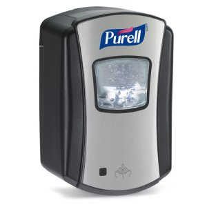 Purell LTX-7 Touchless Hand Sanitizer Dispenser, 4 Dispensers (GOJ132804)