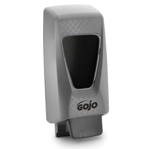 Gojo PRO 2000 Hand Soap Dispenser, 2000 mL, Black (GOJ720001)