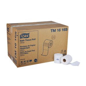 Tork Universal 2-Ply Toilet Paper, Individually Wrapped, 96 Rolls (FOR-1222)