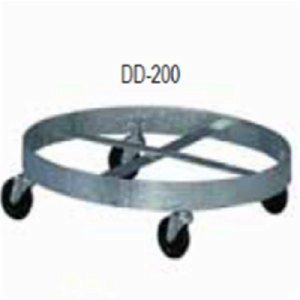 Witt Galvanized Drum Dolly (WITT-DD-200)