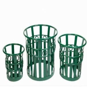 Witt Green Planter - Oakley Collection (WITT-PL2220-GN)
