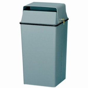 36 Gallon Confidential Waste Container, Almond (WITT-008HAL)