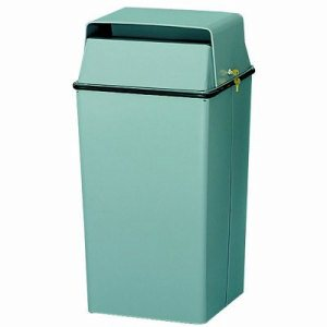 36 Gallon Confidential Waste Container, Almond (WITT-008LAL)