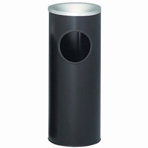 3 Gallon Black Ash 'n Trash Urn, Black (WITT-3000BK)