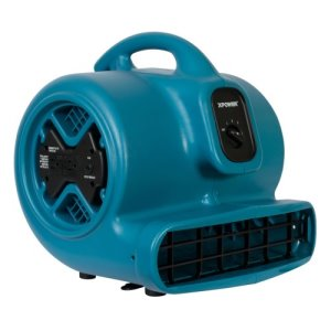 XPOWER P-600A Air Mover, Dryer, Fan, Blower, Power Outlets, 1 Each (P-600A)