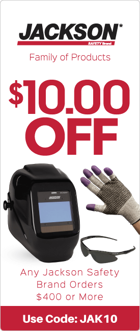 $5.00 off any Jackson brand orders $200 or more