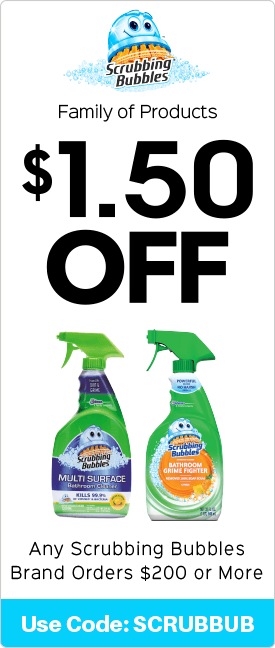 $1.50 off any Scrubbing Bubbles brand orders $55.00 or more