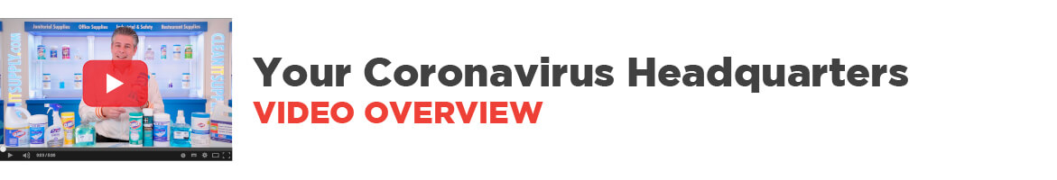 Your Coronavirus Headquarters