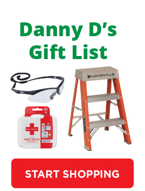 Danny Ds Gift List