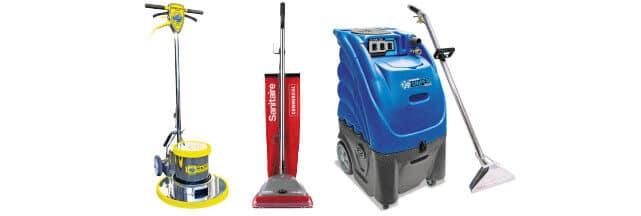 Air & Odor Control · Floor & Carpet Care Floor & Carpet Care · Restaurant Equipment Restaurant Equipment · Spring Cleaning