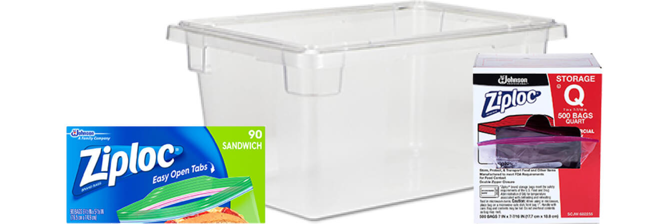 Bulk Commercial Food Storage Containers | Food Containers