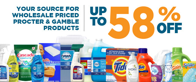 Big Savings on The Brands You Love