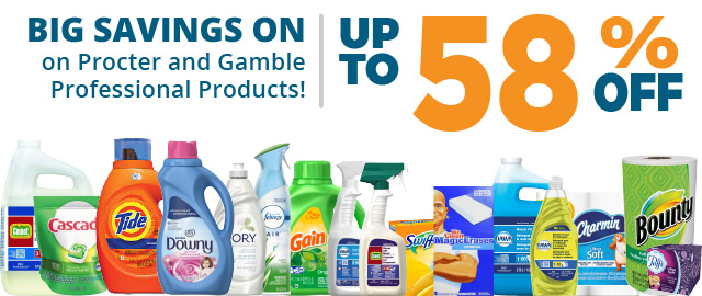Procter and Gamble Professionla Products
