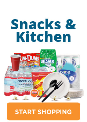 Snacks and Kitchen