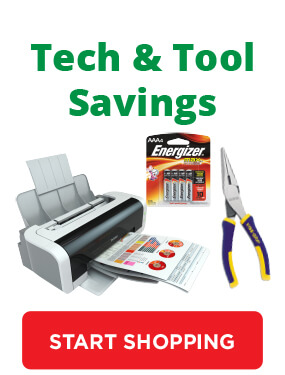 Tech and Tool Specials