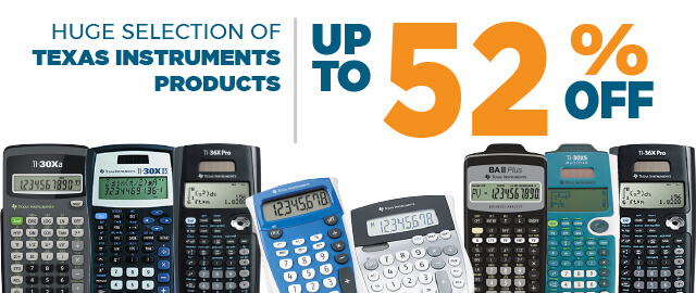 Texas Instruments Savings