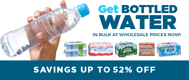 Bulk Bottled Water